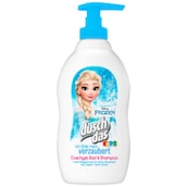 duschdas Kids Disney Frozen 3 in 1 Duschgel, Bad & Shampoo 400 ml