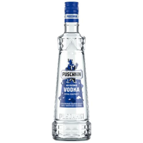 Puschkin Vodka 37,5 % vol. 0,7 l