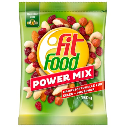 KLUTH fit Food Snacking Power Mix 150 g