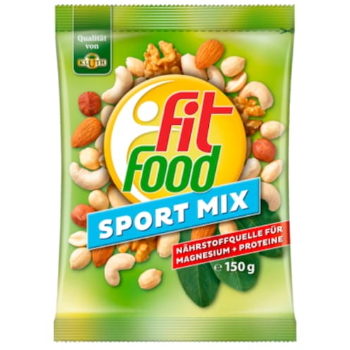 KLUTH fit Food Snacking Sport Mix 150 g