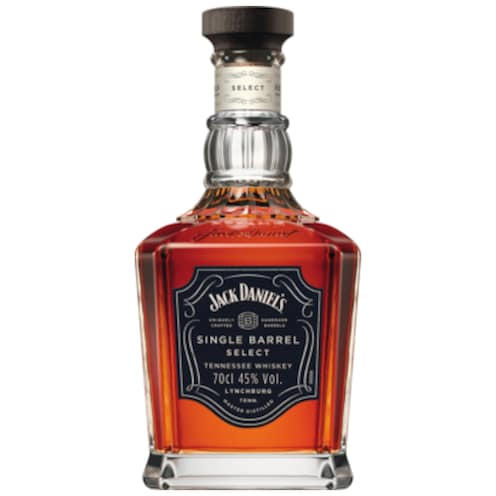 Jack Daniel's SINGLE BARREL SELECT 45 % vol. 0,7 l