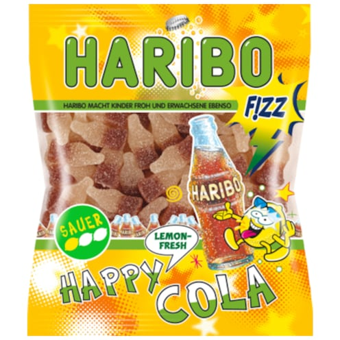 HARIBO Happy Lemon-Fresh Cola 200 g