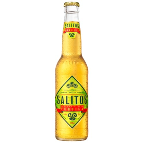 SALITOS Tequila Pils-Mix 0,33 l