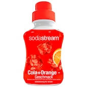 SodaStream Cola+Orange-Geschmack 500 ml