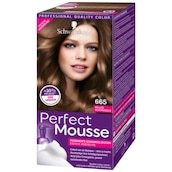 Schwarzkopf Perfect Mousse 665 Helles Schokogold 93 ml