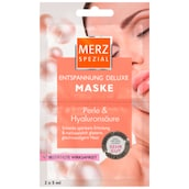 MERZ SPEZIAL Entspannung Deluxe Maske Perle & Hyaluronsäure 2 x 5 ml
