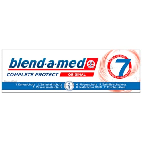 blend-a-med Complete Protect Original Zahncreme 75 ml