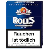 Roll's Blue Naturdeckblatt Full Flavour 23ST 3,30