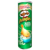 Pringles Sour Cream & Onion 190 g