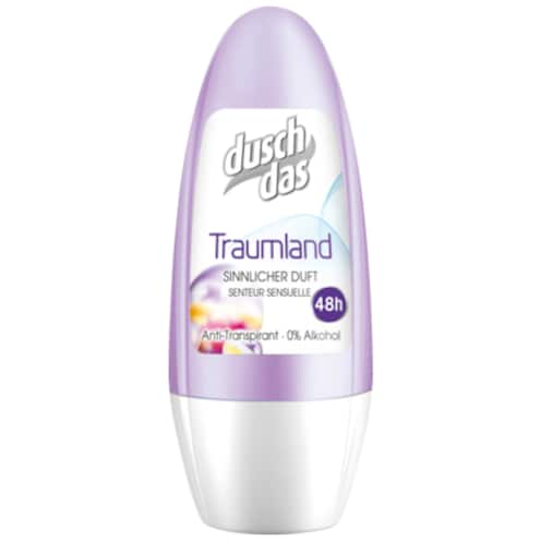 duschdas Traumland Anti-Transpirant 50 ml