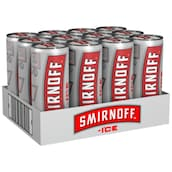 SMIRNOFF Ice 3 % vol. - Tray 12 x 0,25 l