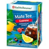 Bad Heilbrunner Mate Tee Guarana 15 Teebeutel