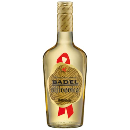 Badel 1862 alter Slivovitz 40 % vol. 0,5 l