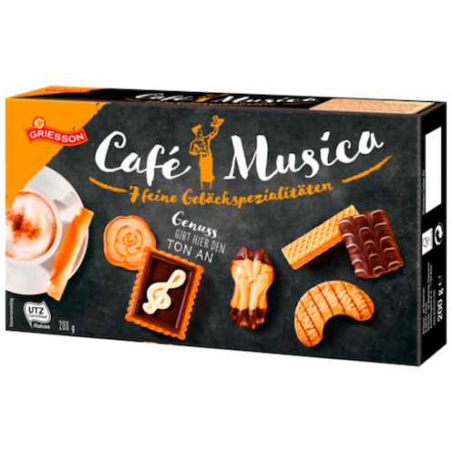 GRIESSON Cafe Musica 200 g