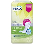 Tena Lady Discreet Mini Plus 16 Einlagen