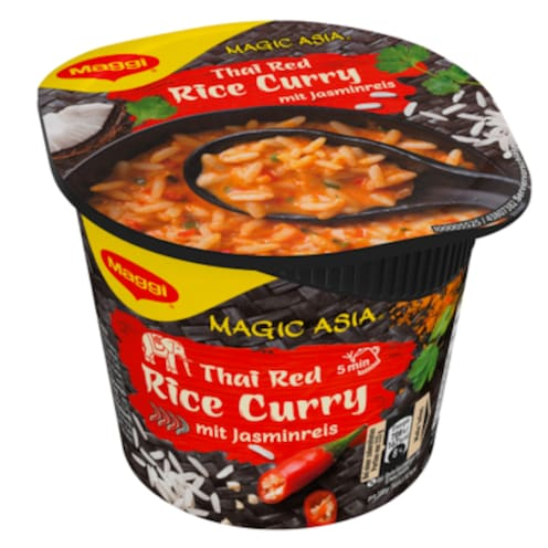 Maggi Thai Red Rice Curry Cup 45 g