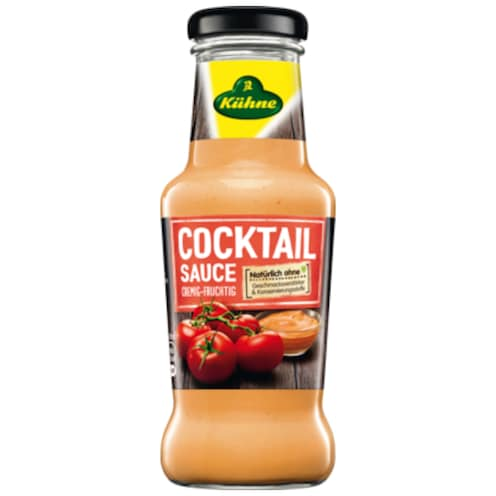 Kühne Cocktail-Sauce 250 ml