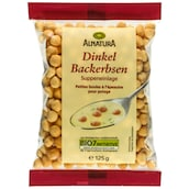 Alnatura Dinkel Backerbsen 125 g