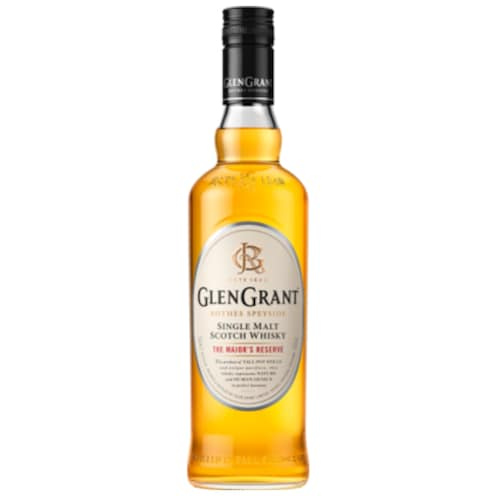GLEN GRANT The Mayor's Reserve 40 % vol. 0,7 l