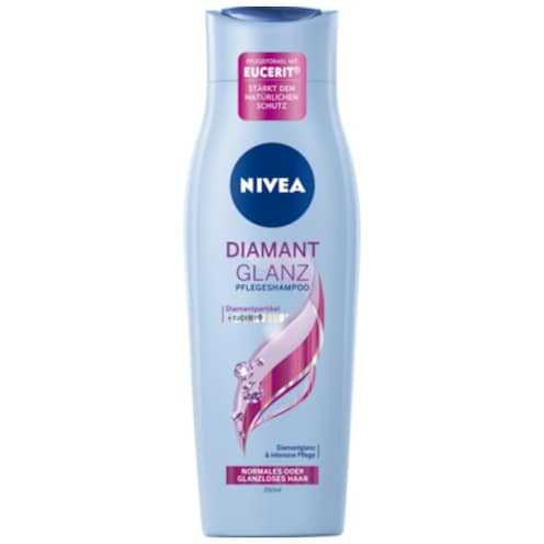 NIVEA Diamant Glanz Pflegeshampoo 250 ml