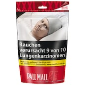 Pall Mall Red XXXl - Tabak 110 g