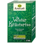 Alnatura Bio Winter Kräutertee 20 Teebeutel