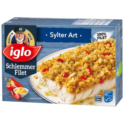 iglo Schlemmer-Filet Sylter Art 380 g