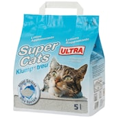Super Cats Klumpstreu Ultra 5 l