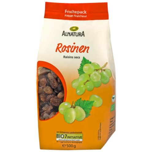 Alnatura Rosinen 500 g