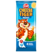 Zott Cheese Tiger Original 45 % Fett i. Tr. 4 x 21 g