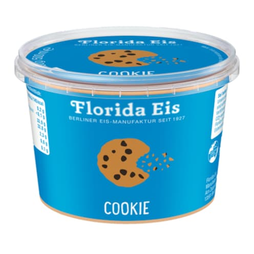 Florida Eis Cookie 500 ml400 g