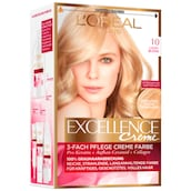 L'ORÉAL Excellence 3-fach Pflege Creme Farbe 10 Licht-Blond