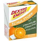 DEXTRO ENERGY Schulstoff Orange 50 g
