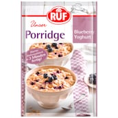 RUF Unser Porridge Blueberry Yoghurt 65 g