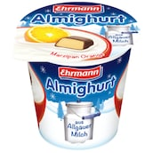 Ehrmann Almighurt Marzipan Orange 3,8 % Fett 150 g