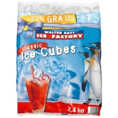 Ice Factory Classic Ice Cubes 2,4 kg