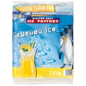 Ice Factory Crushed Ice 2,4 kg