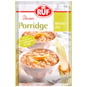 RUF Unser Porridge Bircher Art 65 g