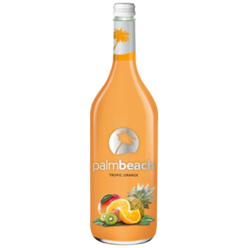 Palm Beach Tropic Orange 1 l
