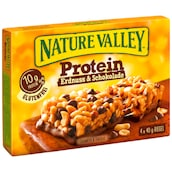 Nature Valley Protein Erdnuss & Schokolade 4 x 40 g