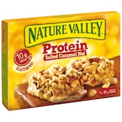 Nature Valley Protein Salted Caramel Nut 4 x 40 g