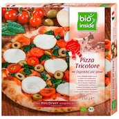 bio inside Pizza Tricolore 350 g