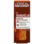 L'ORÉAL MEN EXPERT Barber Club Bartöl Haut & Haar 30 ml