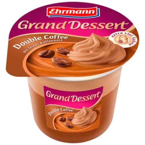 Ehrmann Grand Dessert Double Coffee 190 g