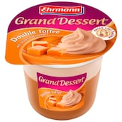 Ehrmann Grand Dessert Double Toffee 190 g