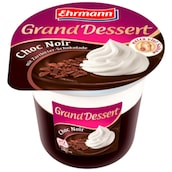 Ehrmann Grand Dessert Choc Noir 190 g