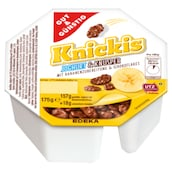 GUT&GÜNSTIG Joghurt & Knusper Bananenzubereitung & Schokoflakes 175 g