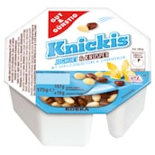 GUT&GÜNSTIG Joghurt & Knusper Vanillegeschmack & Schoko Perlen 175 g