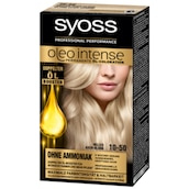 syoss Oleo Intense 10-50 Helles Asch-Blond 115 ml