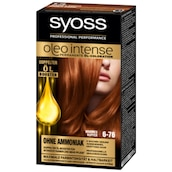 syoss Oleo Intense 6-76 Warmes Kupfer 115 ml